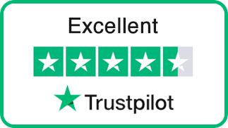 Trustpilot excellent rating